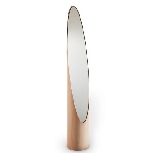 Specchio unghia rigato rovere - Specchio ad unghia ...