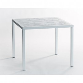 Tavolo quadrato ORIGIN Medes Metal Design