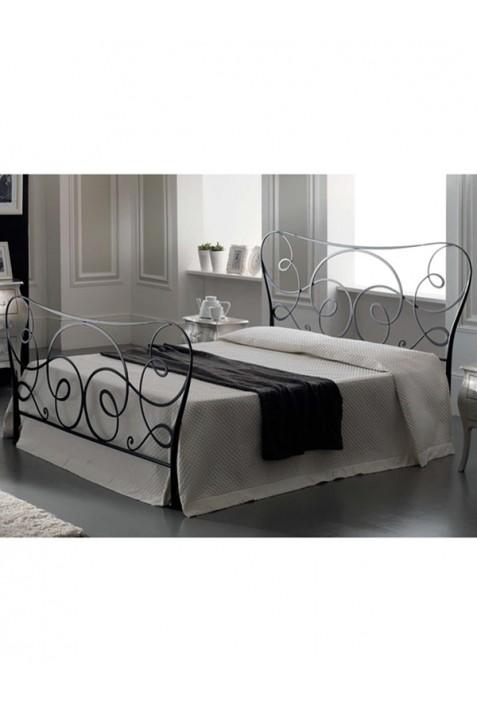Arcadia letto in ferro battuto - Letto in ferro battuto prezzo ...