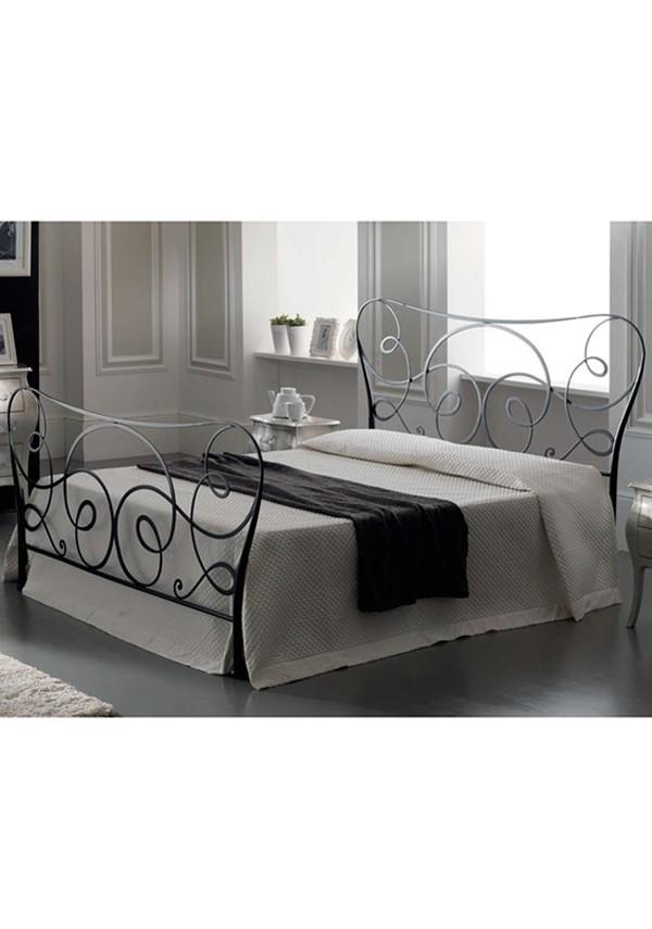 Arcadia letto in ferro battuto for Letto in ferro battuto prezzo