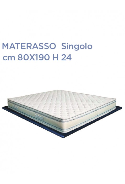 Sole materasso singolo