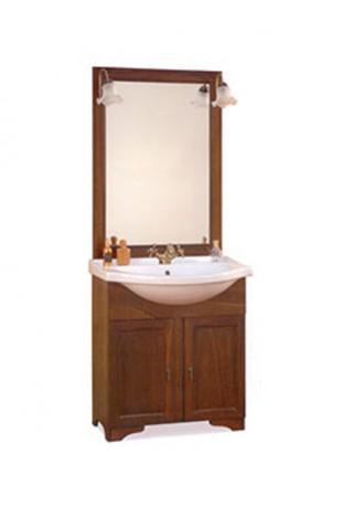 Arte povera mobile da bagno spillo 75