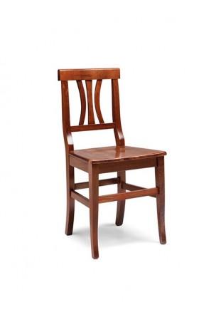 Arte povera sedia 3 fasce