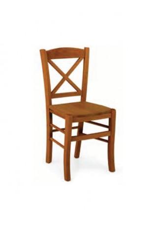 Arte povera sedia Croce