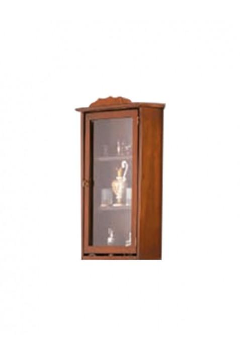 Vetrinetta in legno con anta in vetro F.0153