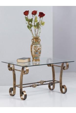 Tavolino in ferro battuto R.02264
