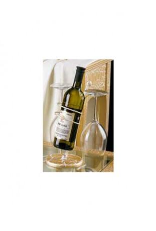 Porta Bottiglia e calici R.01235