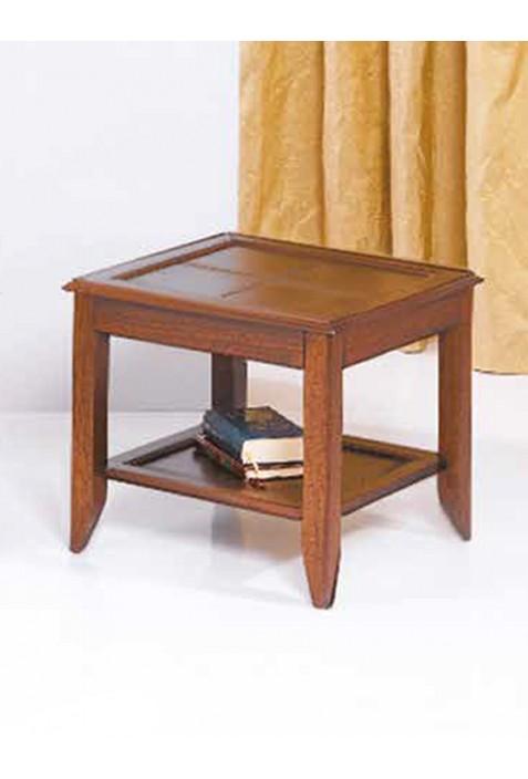 Tavolino da salotto in legno massello F.0351