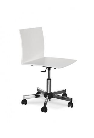 Sedia Slim per ufficio Dal Segno Design