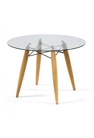 Tavolo Souvenir tondo Dal Segno Design