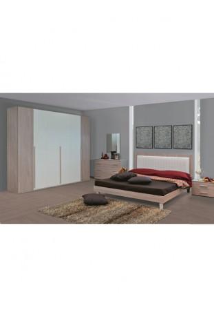 Noemi Camera da letto con serigrafie