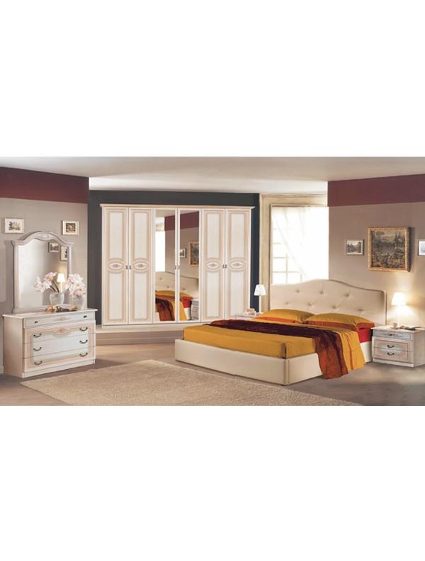 New Clivia Camera da letto classica avorio
