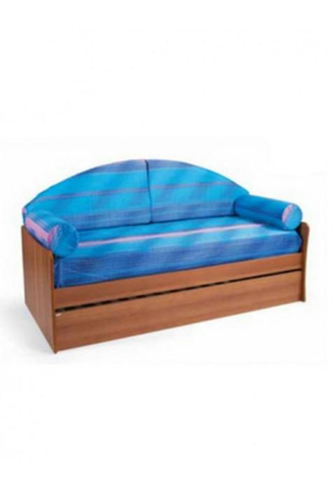 Cristina divano letto estraibile completo struttura reti materassi - Divani con letto estraibile ...