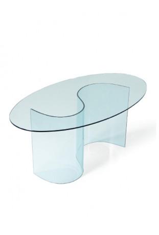 Tavolo Linea Glass
