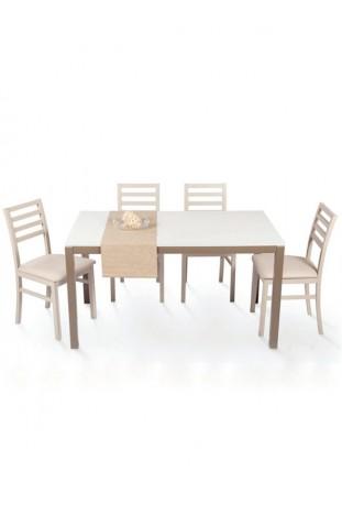 Tavolo Link 140 polimerico