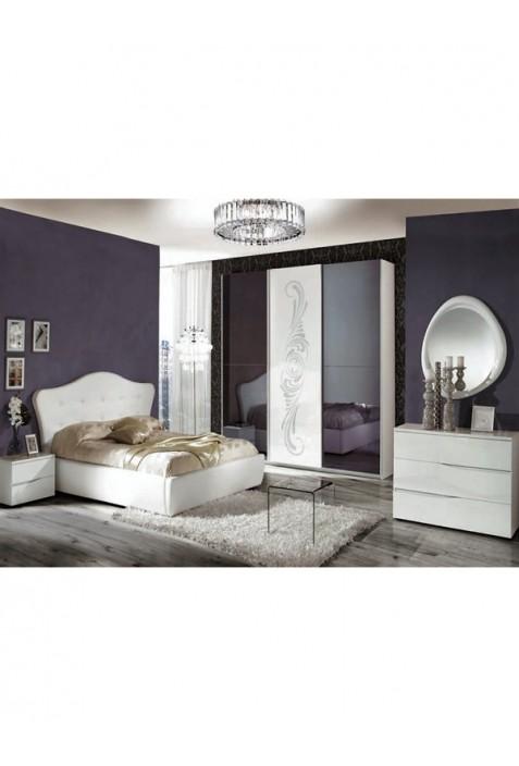 Valentina Camera da letto bianca