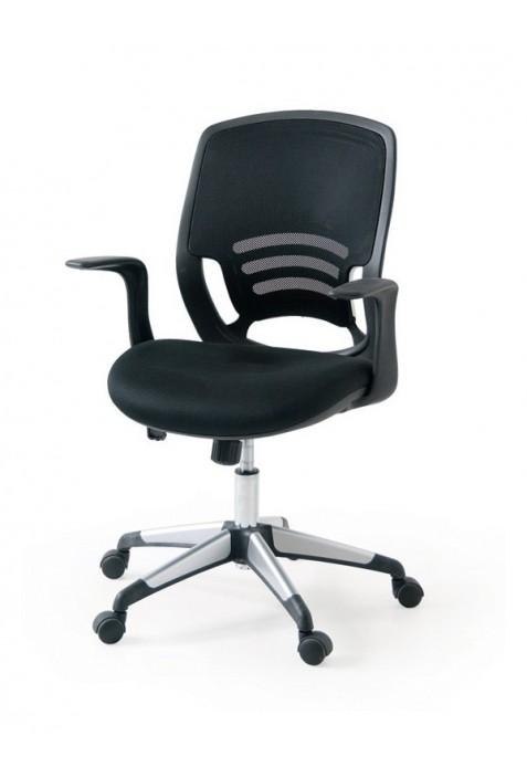 Sedie E Sedute Per Ufficio.Format Sedia Per Ufficio Con Ruote E Seduta In Tessuto