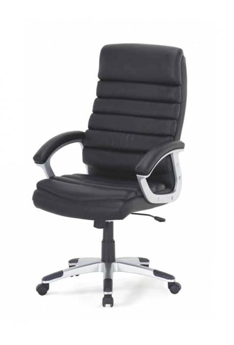 Sedie E Sedute Per Ufficio.Directional Sedia Per Ufficio Con Ruote E Seduta In Ecopelle