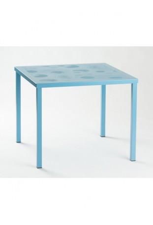Tavolo quadrato ORIGIN 90 Medes Metal Design