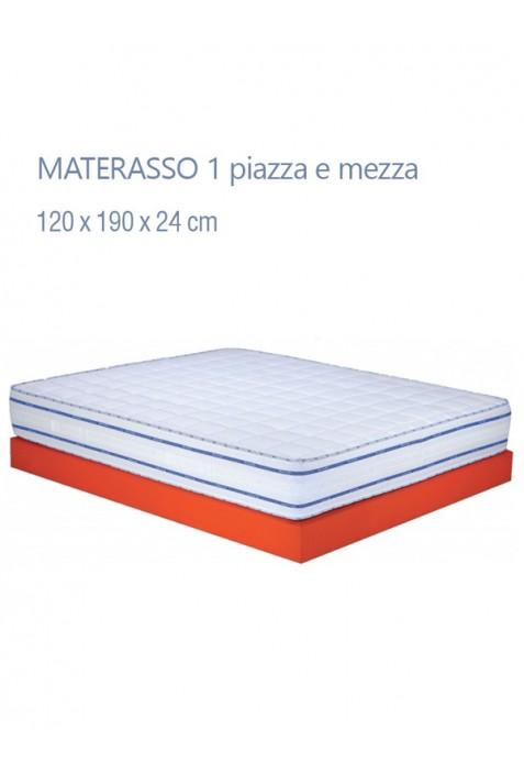 Conform Materasso 1 piazza e mezza Memory
