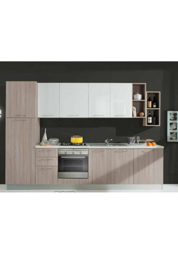Offerta cucina miele parete attrezzata nice 2 camera da letto pitty - Cucina parete attrezzata ...