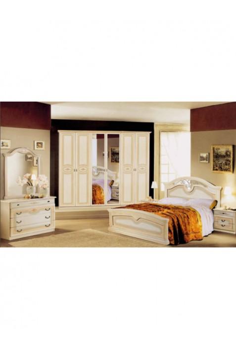 Livia Camera da letto avorio