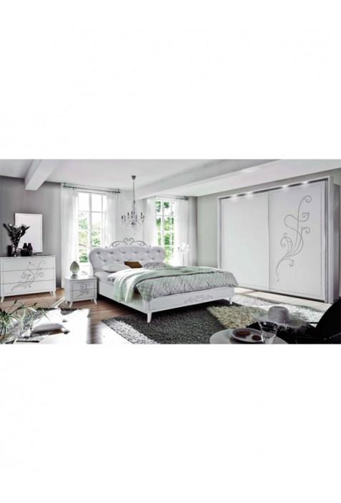 Nivea Camera da letto con contenitore bianco con serigrafia