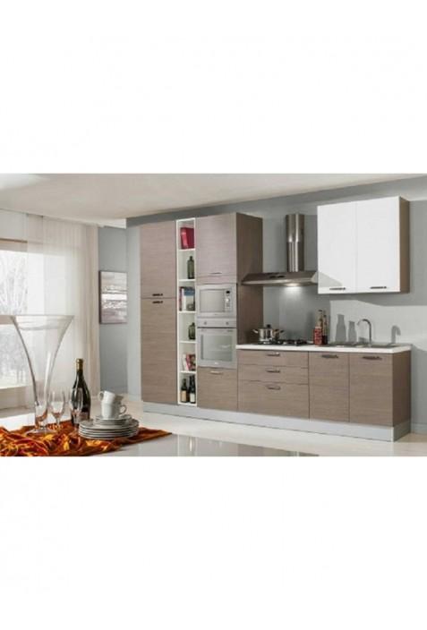 Emejing Cucina In Rovere Grigio Ideas - House Interior - kurdistant.info
