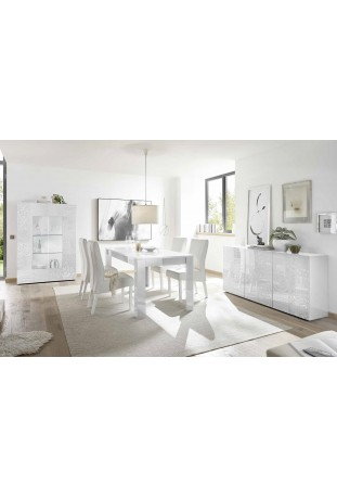 Sala Completa Mykonos Bianco