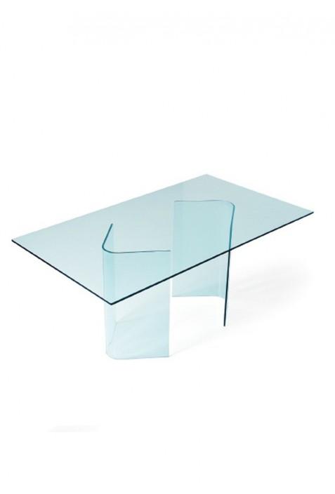 Tavolo Linea Glass 160